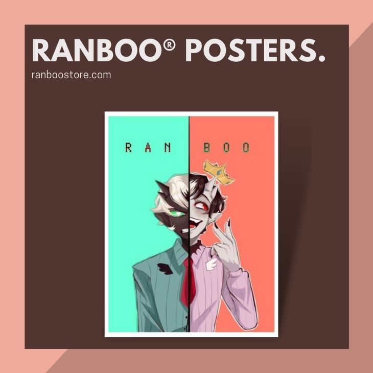 RANBOO POSTERS - Ranboo Store